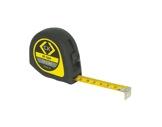 CK • Mètre ruban de 5 mètres avec blocage-outils