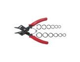 CK • Pince circlips réversible gainée PVC rouge-outils