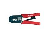 CK • Pince à sertir à cliquet pour RJ45 RJ12 RJ11-outils