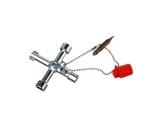 CK • Clé universelle d'armoire électrique TYPE 1-outils