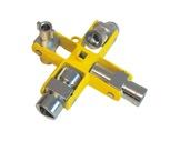 CK • Clé universelle d'armoire pour électricien 9 en 1-outils