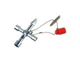 CK • Clé universelle d'armoire électrique TYPE 2-outils