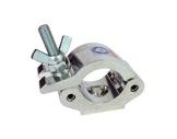 DOUGHTY • Collier alu à souder charge max 750 kg épais. 5cm-structure-machinerie