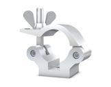 CELL • Collier alu M12 Ø 48/51mm CMU 650kg largeur 50mm