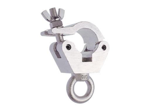 DOUGHTY • Collier alu + anneau M12 Lg 5cm Ø 50mm CMU340 kg