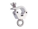 DOUGHTY • Collier alu + anneau M12 Lg 5cm Ø 50mm CMU340 kg-colliers