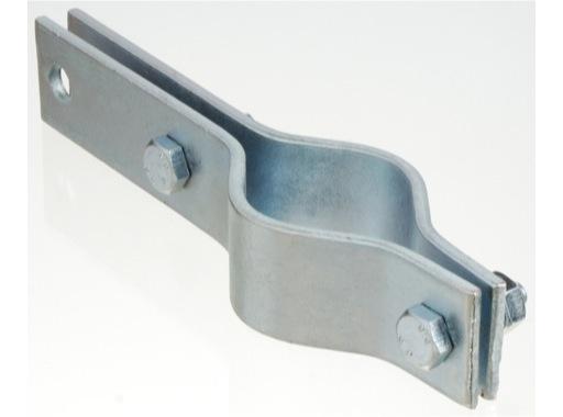 DOUGHTY • Collier de porteuse simple Ø 50 mm Charge 100 kg