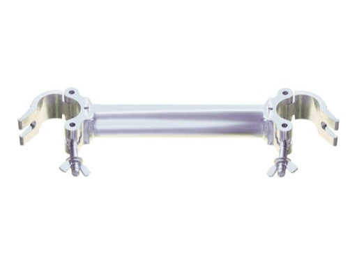 Structure coupleur parallèle 1000 mm pour tube Ø 48/51mm