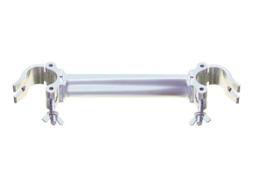 Structure coupleur parallèle 250 mm pour tube Ø 48/51mm