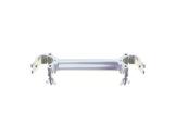 Structure coupleur parallèle 500 mm pour tube Ø 48/51mm