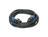 Cordon • HP mâle / HP mâle 2 x 2,5mm2 Lg 25m-cables-haut-parleurs