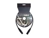 CABLE • DMX 3pts XLR mâle vers XLR Femelle 15 m