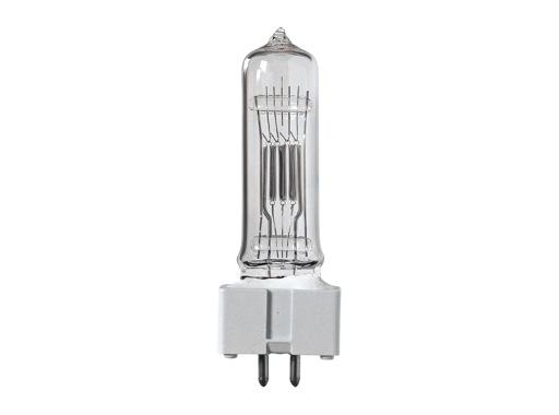 GE • 1000W 240V GX9,5 3200K 200H Tubulaire