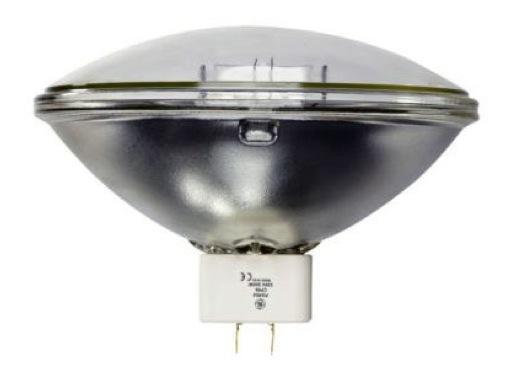 GE • PAR64 VNSP 500W 240V GX16D 3200K 300H 99944