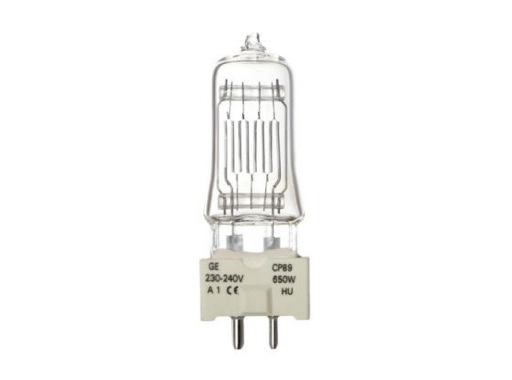 GE-TUNGSRAM• 650W 230V-240V GY9,5 3200K 150H FRM