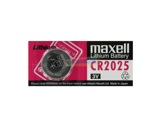 MAXELL • 1 Pile bouton Lithium 3V 160mAh 12 ohms-consommables