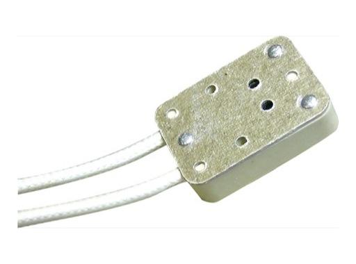 Douille • GY5,3 rectangulaire câble sur le côté 30cm