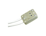 Douille • GX5,3 rectangulaire câble sur le côté 13cm-douilles