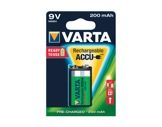 VARTA • Pile rechargeable 6F22 Accu R2U 9V 200 mAh blister x 1-consommables