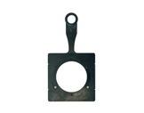 DTS • Porte gobo taille B pour découpes zoom 500 et 1000W-accessoires