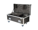 DTS • Flight case MOONLIGHT 1200& 575 + place pied &ballast-eclairage-spectacle