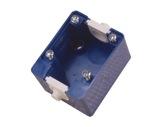 PCE • Boitier saillie bleu pour E1000