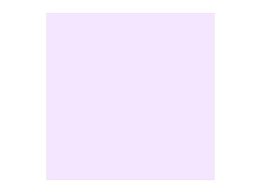 Filtre gélatine ROSCO LAVENDER TINT - feuille 0,53 x 1,22