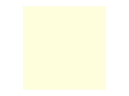 Filtre gélatine ROSCO PALE YELLOW - feuille 0,53 x 1,22