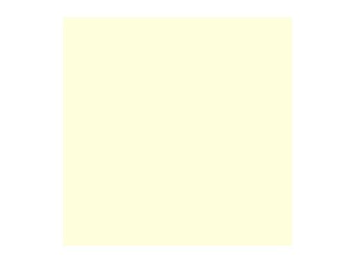 Filtre gélatine ROSCO PALE YELLOW - feuille 0,53 x 1,22