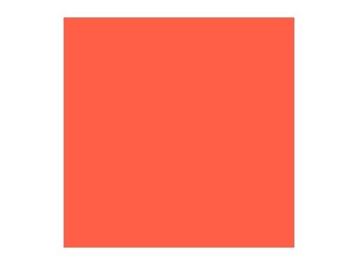 Filtre gélatine ROSCO DARK SALMON - feuille 0,53 x 1,22