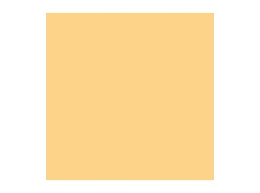 Filtre gélatine ROSCO PALE AMBER GOLD - rouleau 7,62m x 1,22m