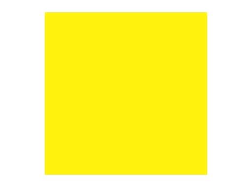 Filtre gélatine ROSCO MEDIUM YELLOW - rouleau 7,62m x 1,22m