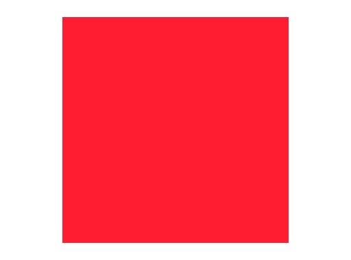 Filtre gélatine ROSCO SCARLET - rouleau 7,62m x 1,22m