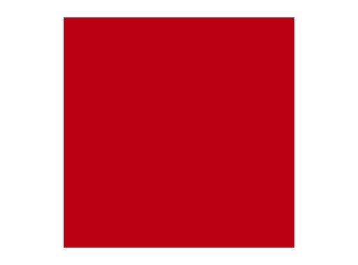 ROSCO • PLASA RED feuille 0,53 x 1,22