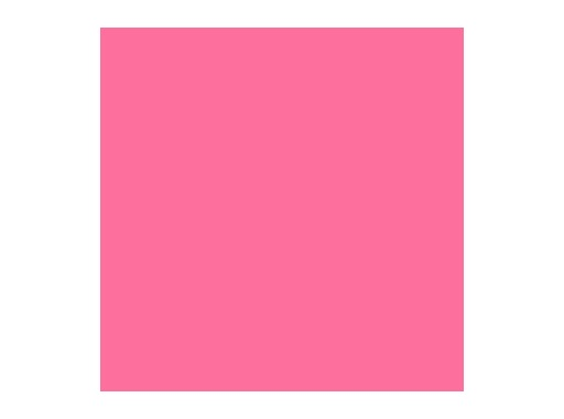Filtre gélatine ROSCO MEDIUM PINK - rouleau 7,62m x 1,22m