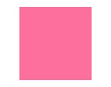 Filtre gélatine ROSCO MEDIUM PINK - feuille 0,53 x 1,22