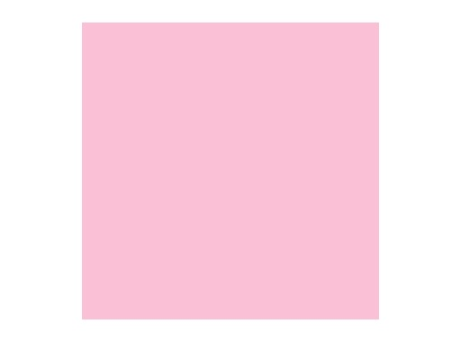 Filtre gélatine ROSCO PINK CARNATION - rouleau 7,62m x 1,22m