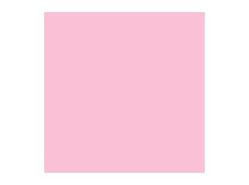 Filtre gélatine ROSCO PINK CARNATION - feuille 0,53 x 1,22