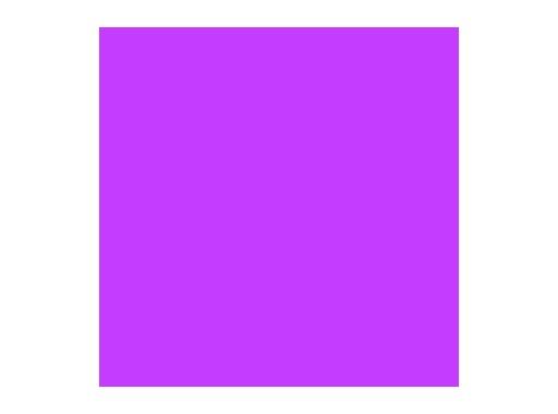 Filtre gélatine ROSCO ROSE PURPLE - rouleau 7,62m x 1,22m