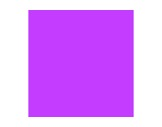 Filtre gélatine ROSCO ROSE PURPLE - feuille 0,53 x 1,22