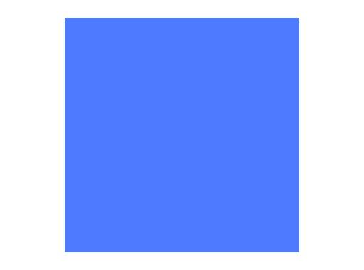 Filtre gélatine ROSCO EVENING BLUE - rouleau 7,62m x 1,22m