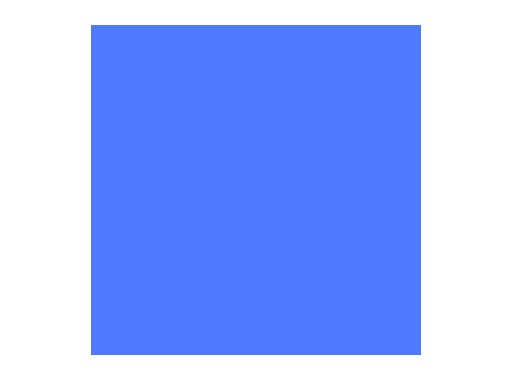 Filtre gélatine ROSCO EVENING BLUE - feuille 0,53 x 1,22
