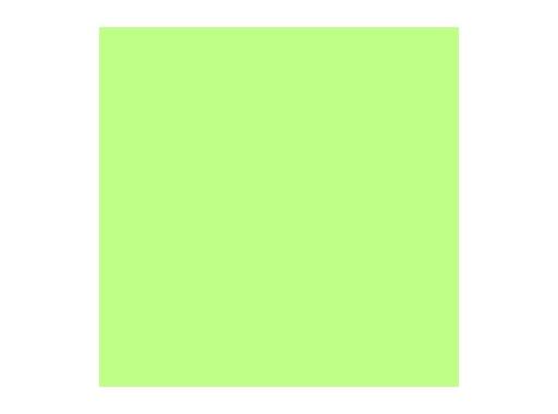 Filtre gélatine ROSCO LIME GREEN - rouleau 7,62m x 1,22m