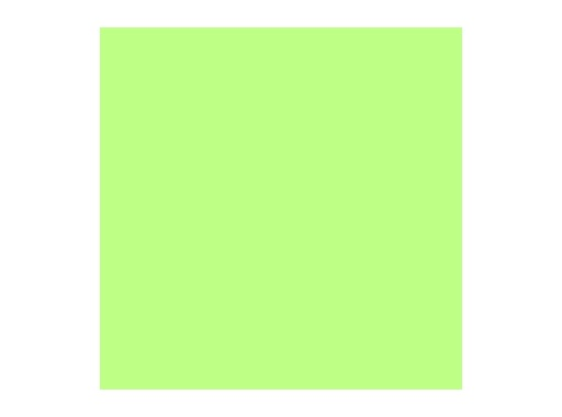 ROSCO • LIME GREEN feuille 0,53 x 1,22