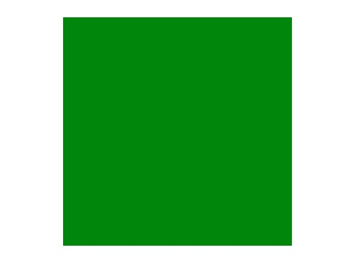 Filtre gélatine ROSCO DARK YELLOW GREEN - rouleau 7,62m x 1,22m
