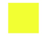 Filtre gélatine ROSCO SPRING YELLOW - feuille 0,53 x 1,22