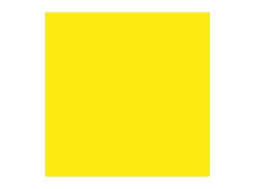 Filtre gélatine ROSCO YELLOW - rouleau 7,62m x 1,22m