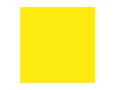 Filtre gélatine ROSCO YELLOW - feuille 0,53 x 1,22