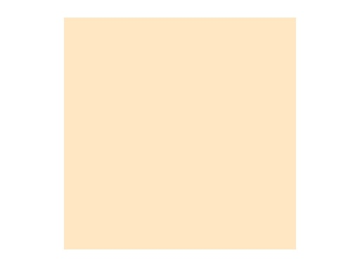 Filtre gélatine ROSCO STRAW - feuille 0,53 x 1,22