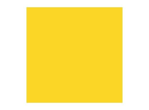 Filtre gélatine ROSCO DEEP AMBER - feuille 0,53 x 1,22